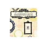 Websters Pages - Lifes Portrait Collection - Deluxe Journaling Cards