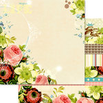 Websters Pages - Magical Wishes Collection - 12 x 12 Designer Vellum - Magical Wishes