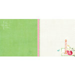 Websters Pages - Winter Fairy Tales Collection - 12 x 12 Double Sided Paper - Your Story