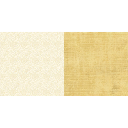 Websters Pages - In Love Collection - 12 x 12 Double Sided Paper - Satin and Lace