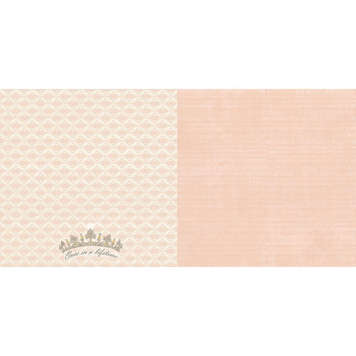 Websters Pages - In Love Collection - 12 x 12 Double Sided Paper - Lifetime