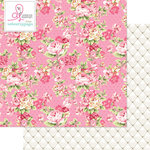Websters Pages - Beautiful Chic Collection - 12 x 12 Double Sided Paper - Interior Design