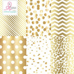 Websters Pages - Beautiful Chic Collection - 12 x 12 Vellum - II