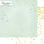 Websters Pages - Happy Collection - 12 x 12 Double Sided Paper - Stargazing
