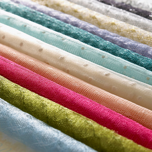 Websters Pages - Designer Trim and Ribbons - Vintage Inspired Netting - Assortment