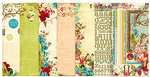 Websters Pages - Garden Gala Collection - 12 x 12 Paper Sampler Kit