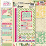 Websters Pages - Sweet Season Collection - Christmas - 12 x 12 Paper Sampler Kit