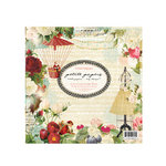 Websters Pages - Petite Papers - 6 x 6 Collection Combo Paper Pack - Waiting for Santa and Sweet Season