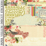 Websters Pages - Country Estate Collection - 12 x 12 Paper Sampler Kit