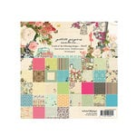 Websters Pages - Petite Paper - 6 x 6 Collection Combo Paper Pack - Trendsetter and Ladies and Gents