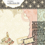Websters Pages - In Love Collection - 12 x 12 Paper Sampler Kit