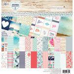 Websters Pages - Ocean Melody Collection - 12 x 12 Collection Pack
