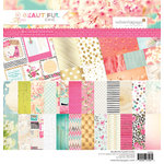 Websters Pages - Beautiful Chic Collection - 12 x 12 Paper Collection Pack