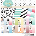 Websters Pages - These Are The Days Collection - 12 x 12 Collection Kit