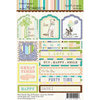 Websters Pages - Best Friends Collection - Cardstock Stickers - Mini Messages - Tags and Prompts