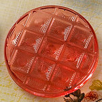 Websters Pages - Sparklers - Non Adhesive Designer Buttons - Vintage 2 - Red
