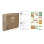 We R Memory Keepers - Albums Made Easy - 12 x 12 Missionary Album Kit - Sister