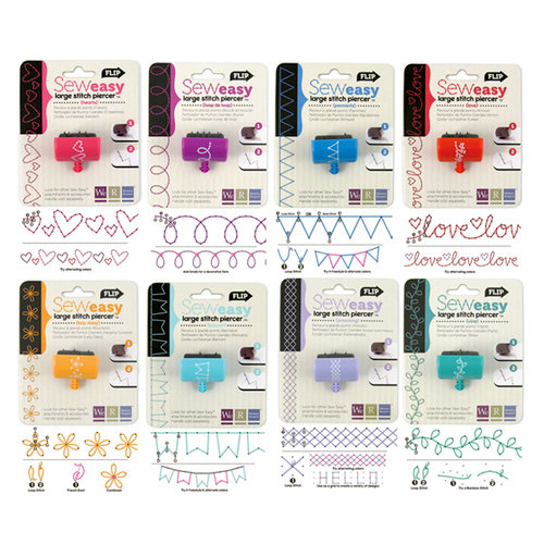 We R Memory Keepers - Sew Easy - Stitch Piercer Attachment Head Kit 2