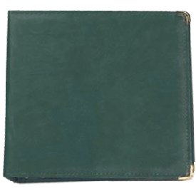 Hiller 3 Ring Albums - 8.5 x 11 Hunter Green