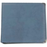 Hiller 3 Ring Albums - 8.5 x 11 Cottage Blue