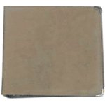 Hiller 3 Ring Albums - 8.5 x 11 Taupe