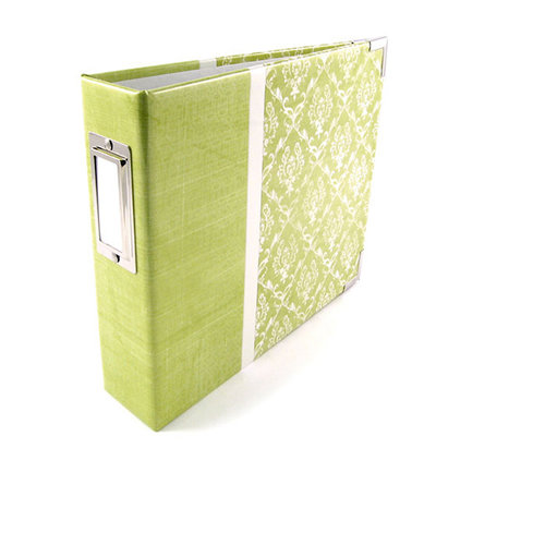 We R Memory Keepers - Retrospect Collection - 6 x 6 - Two Ring Albums - Damask