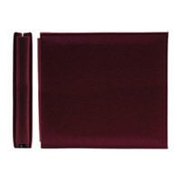 We R Memory Keepers - Classic Leather - 8x8 - Post Bound Albums - Burgundy, CLEARANCE