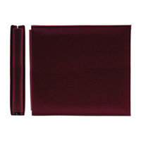 We R Memory Keepers - Classic Leather - 6x6 - Post Bound Albums - Burgundy