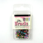 We R Memory Keepers - Tiffanys Collection - Glitter Brads, CLEARANCE