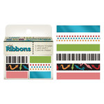We R Memory Keepers - Teen Angst Collection - Mini Ribbons