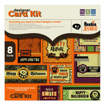 We R Memory Keepers - Heebie Jeebies Collection - Halloween - Designer Card Kit