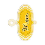 We R Memory Keepers - Embossed Tags - Mom