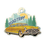 We R Memory Keepers - Travel Light Collection - Embossed Tags - Road Trip