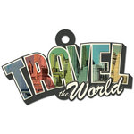 We R Memory Keepers - Travel Light Collection - Embossed Tags - Travel the World