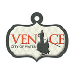 We R Memory Keepers - Destination Collection - Embossed Tags - Venice