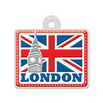 We R Memory Keepers - Destination Collection - Embossed Tags - London