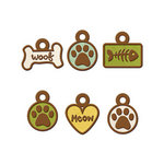 We R Memory Keepers - Friends Furever Collection - Metal Charms