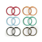 We R Memory Keepers - Vintage T Collection - Metal Rings