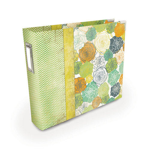 We R Memory Keepers - Good Day Sunshine Collection -  8 x 8 - Three Ring Album