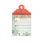 We R Memory Keepers - Anthologie Collection - Embossed Tags - Notes