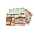 We R Memory Keepers - Down the Boardwalk Collection - 4 x 6 Albums Made Easy Pad