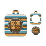 We R Memory Keepers - Embossed Tags - Mini Frames - Good Grief