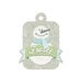 We R Memory Keepers - Winter Frost Collection - Embossed Tags - Frosty
