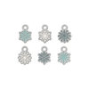 We R Memory Keepers - Winter Frost Collection - Metal Charms
