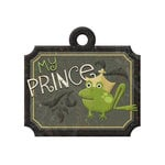 We R Memory Keepers - Storytime Collection - Embossed Tags - My Prince