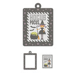 We R Memory Keepers - Bewitched Collection - Embossed Tags - Mini Frames - Hocus Pocus