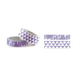 We R Memory Keepers - Watercolor Washi Tape - Amethyst