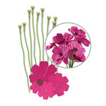 We R Memory Keepers - Crepe Paper Flower Kit - Pink