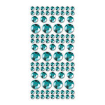 We R Memory Keepers - Sequin Stickers - Aqua