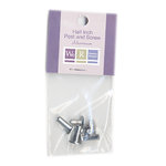 We R Memory Keepers - Aluminum Post and Screws - Set of 3 - 1/2 Inch